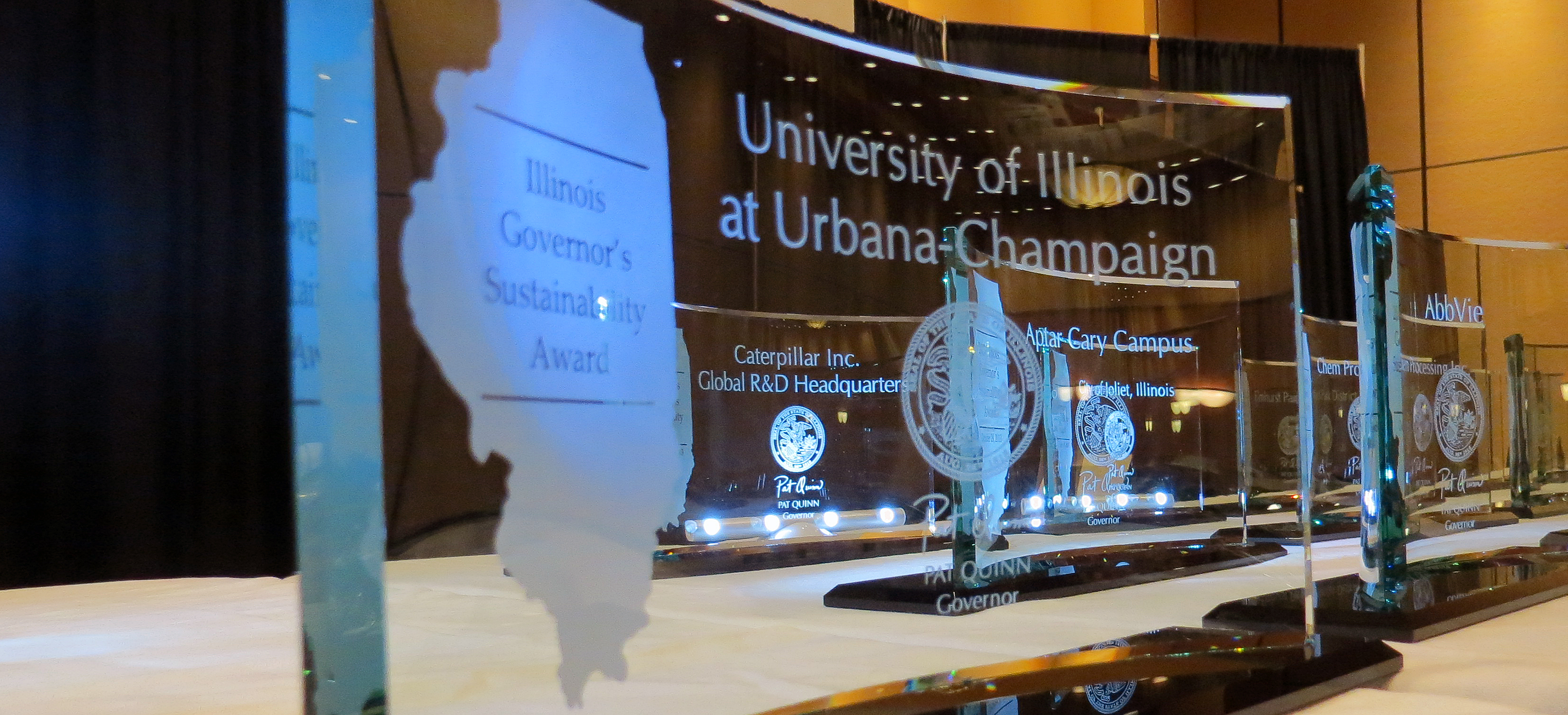 Governor's Award Trophy