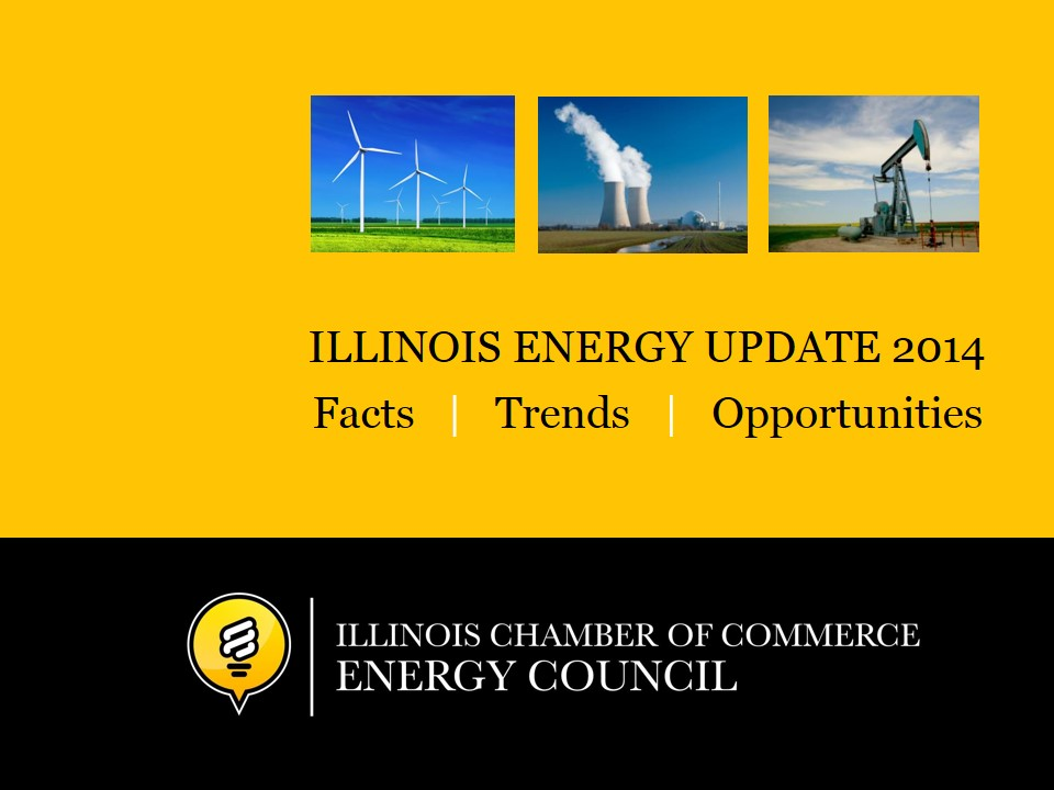 Title Slide: Realities of Energy in IL and Beyond