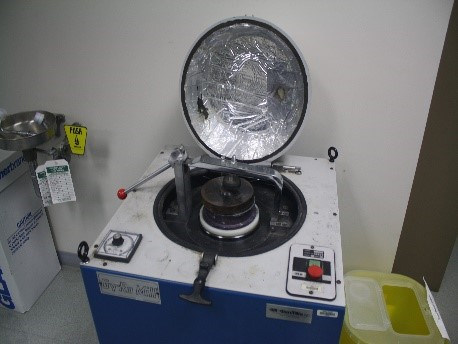 High speed lab centrifuges