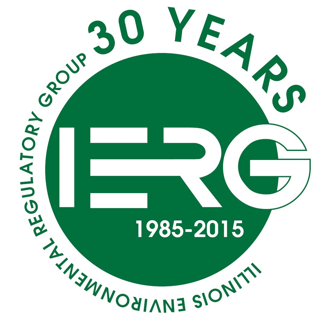 Illinois Environmental Regulatory Group logo and link to their website