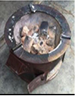outdoor cooking stove