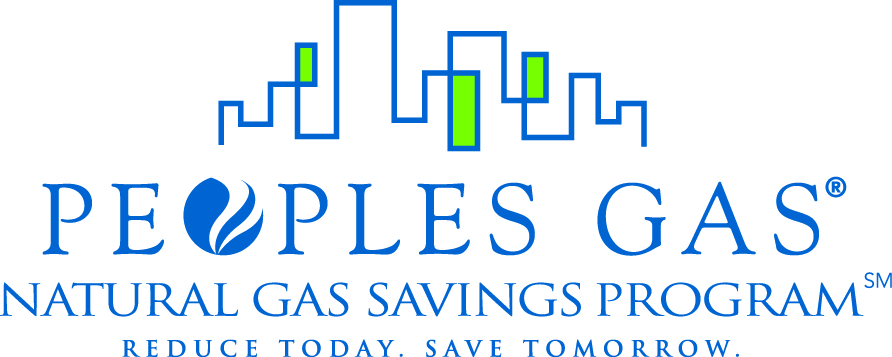Peoples Gas logo and link