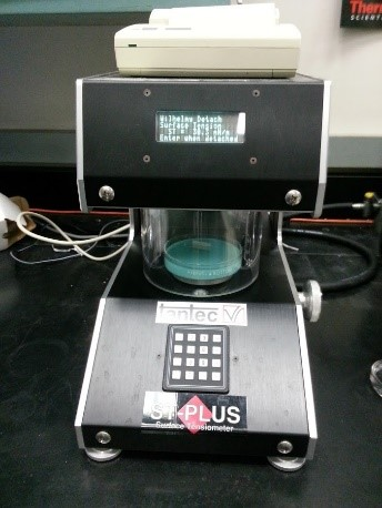 Tantec ST-PLUS Surface Tensiometer